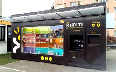 Ximiti ouvre son tout premier point de vente