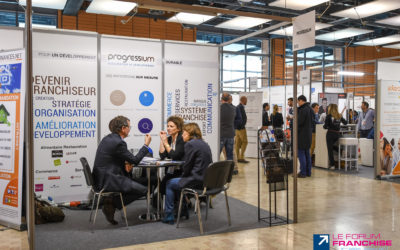 Progressium incontournable au salon de la franchise 2018