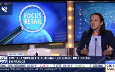 BFM Business : Focus Retail: La supérette automatique Ximiti gagne du terrain en France