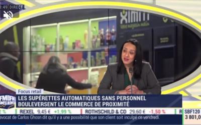 BFM Business : Focus retail : les supérettes sans personnel bouleversent le commerce de proximité