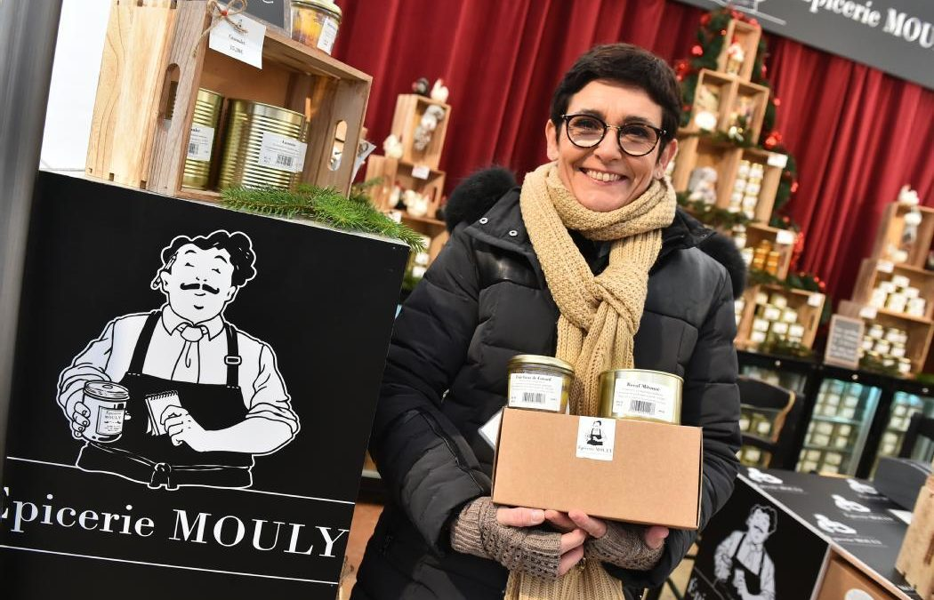 L'épicerie connectée Ximiti distribue aussi des produits locaux à Limoges